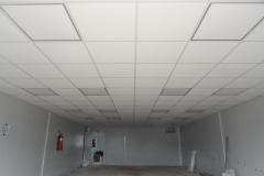 Forro PVC modular Escritório