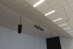 Forro PVC Modular com Rebaixamento