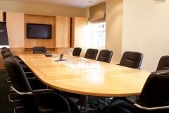 Sala de reunião - isolamento